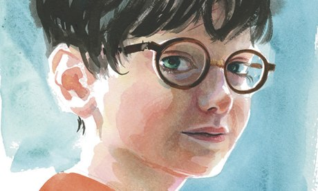 Harry Potter as imagined by Jim Kay
