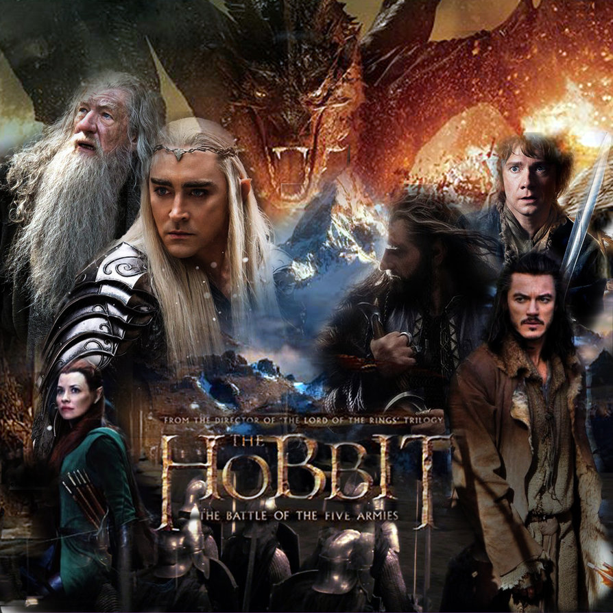 the_hobbit__the_battle_of_five_armies_poster__2__by_davidsobo-d7s298c
