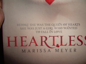 Before she was the queen of hearts she was just a girl who wanted to fall in love