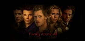 The Michaelson's Klaus, Elijah, Rebecca