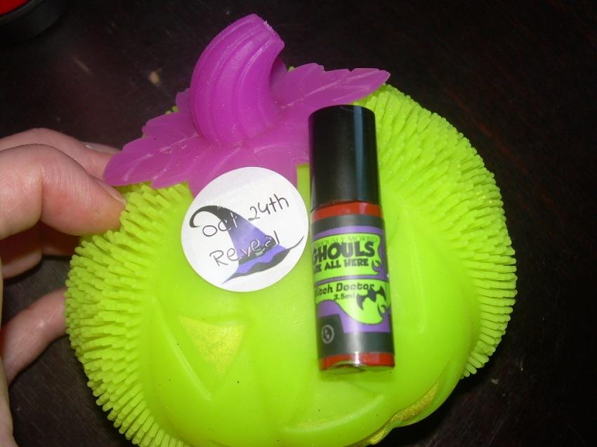 Day 6 Halloween Advent Calendar Reveal- Mystic Matte liquid lippie mini