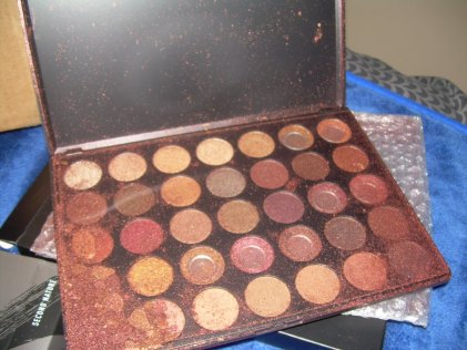 fall into frost palette