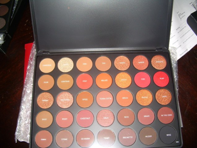I love the 3502 second nature palette and the names !