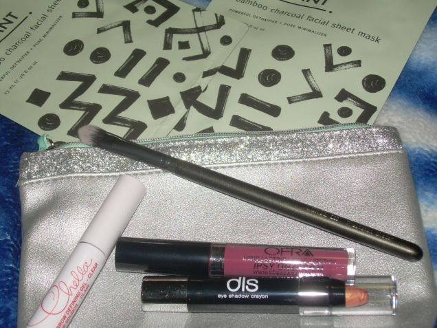 Ofra Liquid Lipstick comes in so many different shades. This one is a special berry color made especially for Ipsters