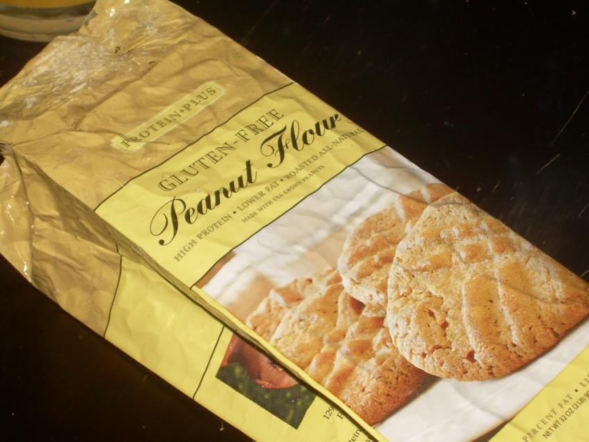 Peanut flour I bought @ Winners
