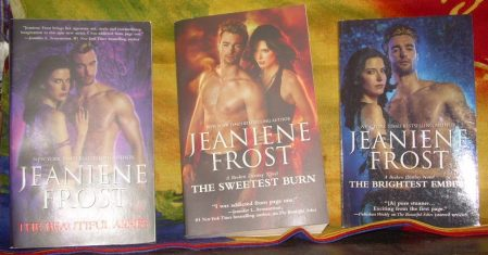 The Broken Destiny Series by Jeaniene Frost