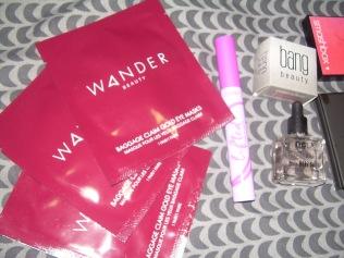 Wander Beauty – Baggage Claim Gold Eye $13,Tarte Cosmetics - Lifted Sweatproof Mascara $23