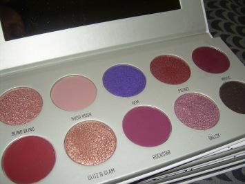 Bling Boss is a purple palette