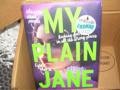 My Plain Jane by Cynthia Hand, Jodi Meadows and Brodi Ashton (signed, exclusive OwlCrate Edition)