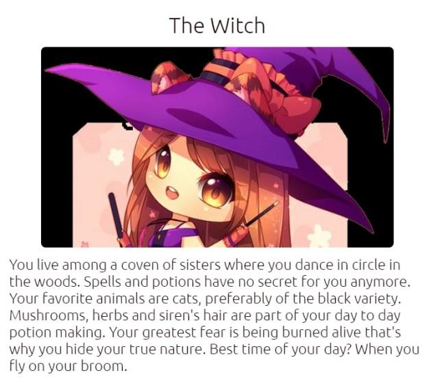 witchcreature